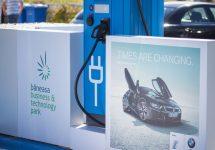 Stațiile de încărcare pentru mașinile electrice devin realitate și în Romania; BMW a lansat cea mai puternică stație în București