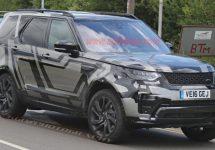 Următorul Land Rover Discovery surprins în libertate; Noul SUV vine cu puține schimbări față de modelul anterior
