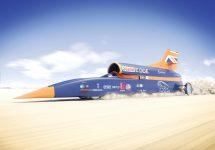 Bloodhound SSC e gata să doboare recordul de viteză pentru un vehicul aflat pe uscat, urmând să atingă 1600 km/h