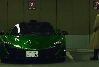 Un avocat japonez foloseşte un McLaren P1 pentru a merge la muncă zilnic (Video)