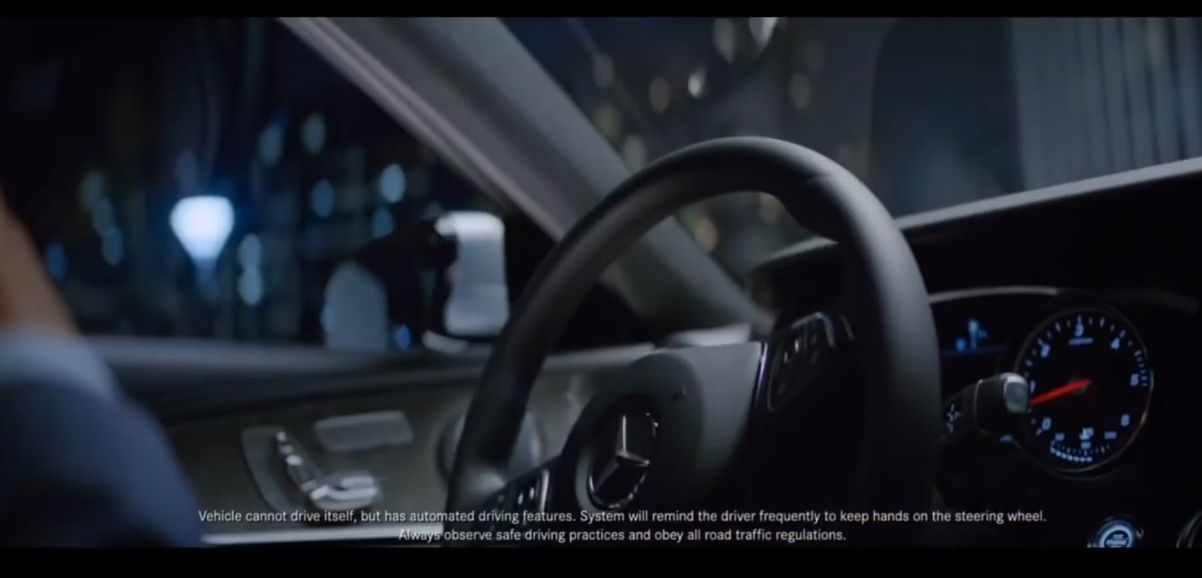 mercedes banned ad