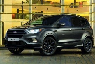 Noul Ford Kuga ST-Line aduce un design si manevrabilitate sport