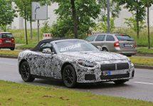 Imagini spion cu noul BMW Z5; Urmașul lui Z4 ar putea trece pe un motor hibrid