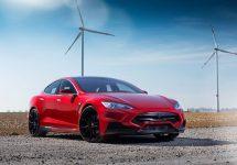 Tesla Model S primește noi opțiuni de customizare din partea Voltes Design; Accente din fibră de carbon si materiale exotice
