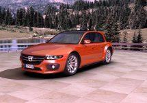 O privire în detaliu asupra Dacia Voiajor; Iată cum ar putea arăta break-ul Dacia în viziunea unui artist român