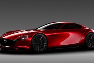 Mazda ar putea lucra la un urmaș pentru RX8 si RX7 până în anul 2020; Să fie acest concept un nou început pentru motorul cu rotor?