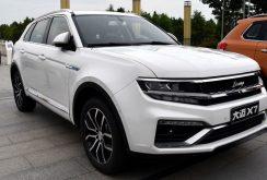 Faceți cunoștință cu Zotye X7, o copie perfectă a Volkswagen Tiguan
