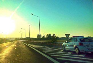 Poliţia are o armă specială contra vitezomanilor în mini vacanţa de Sfânta Maria; Radar special pe Autostrada Bucureşti – Constanţa