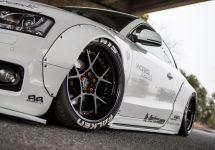 Un Audi A5 mai special dn partea celor de la Libert Walk; Japonezii oferă coupe-ului un design mai special