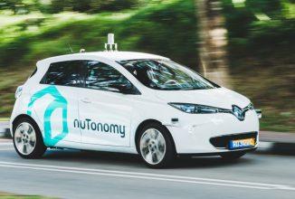 NuTonomy lansează primul servicu de transport clienți în Singapore ce folosește vehicule autonome; Primele mașini de teste vor oferi călătorii gratuite clienților norocoși