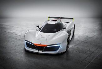 Supermașini cu celule de hidrogen din partea Pininfarina; Producătorul italian pregătește 10 modele de stradă ale conceptului H2