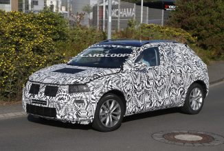 Poze Spion cu viitorul crossover Volkswagen bazat pe viitorul model Polo