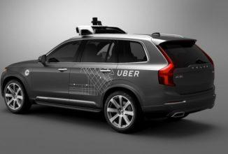 Uber va începe să folosească automobile autonome până la sfârșitul anului cu ajutorul celor de la Volvo
