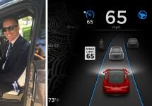Un automobil Tesla Model X a salvat viaţa unui bărbat cu embolism pulmonar, după ce l-a dus la urgenţe în mod Autopilot