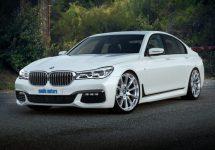 Noelle Motors pune la dispoziție 3 pachete de upgrade pentru BMW 750i și aduce 629 cai putere limuzinei germane