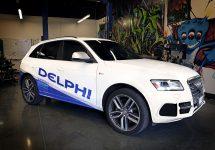 Delphi vor să testeze automobile autonome în Singapore; Ar putea acesta fi viitorul transporturilor de piese auto?