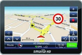 Top 6 navigatoare de GPS cu harta Europei cu prețuri de până la 500 de lei