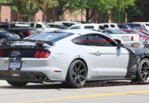 Poze spion cu Ford Shelby GT500; Ce aduce în plus față de GT350 si cum va concura cu ofertele celor de la Chevrolete și Dodge