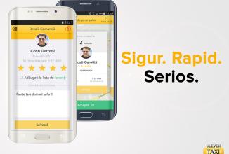 Clever Taxi este cea mai de succes aplicație românească de comandă taxi; Iată cum funcționează și ce avantaje oferă