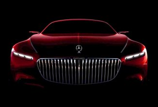 Maybach se pregăteșe pentru show-ul auto de la Pebble Beach, Concours D'Elegance cu un nou concept atrăgător
