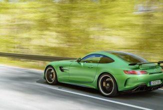 Mercedes explică tehnologia ce stă în spatele aerodinamicii de primă clasă a lui AMG GT R (Video)