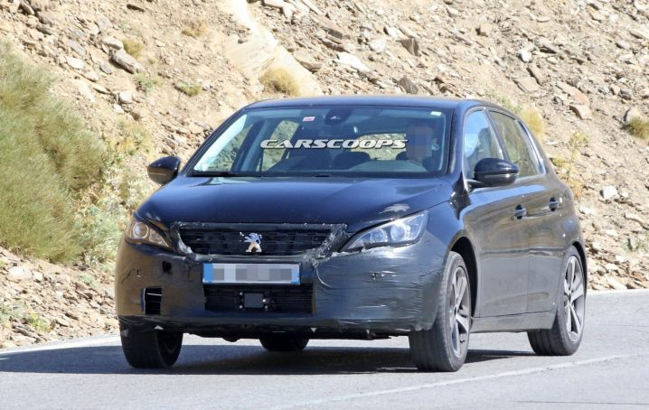 2017-Peugeot-308-Facelift-Spy-8