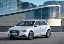 Audi crește prețul pentru modelul A3 Sport e-Tron pentru anul 2017 cu aproximativ 1.000 de dolari