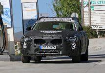Poze spion Volvo V90 Cross Country; Automobilul ne este prezentat sub un strat gros de camuflaj