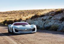 Iată cum ar putea arăta o viitoare mașină sport din partea Renault; Compania prezintă conceptul Trezor la Paris