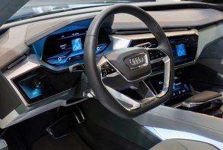 Audi pregătește noul său bord digital pentru următoarea generație A8