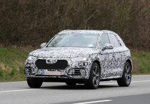 Audi Q5 2017 ni se prezintă într-o poză abstractă înaintea lansării de la Paris; Iată ce știm despre noul Crossover german