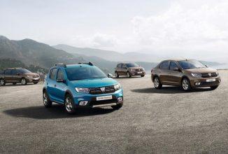 Dacia actualizează modelele Logan, Sandero, MCV și Duster; primim iluminare LED și mici schimbări de ordin estetic