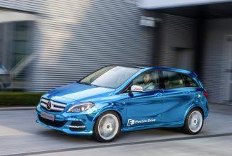 Daimler ia cu asalt piața vehiculelor electrice; Corporația germană plănuiește 6 automobile cu motoare electrice