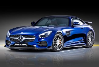 AMG GT S primește un plus de putere din partea Piecha Design and Tuning