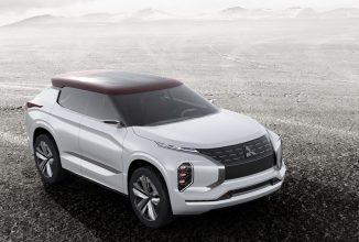 Mitsubishi prezintă noul GT-PHEV la show-ul auto de la Paris; Japonezii ne arată o mică parte din viitoarea generație de SUV-uri moderne