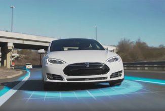 Tesla îşi actualizează funcţia Autopilot cu funcţii radar care ar putea salva vieţile şoferilor