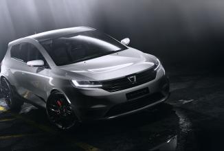 O privire mai îndeaproape asupra conceptului Dacia R; Cum ar putea arăta acest posibil hatchback sport autohton