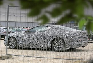 Poze spion BMW M8; Renașterea seriei 8 sub forma unui coupe de 600 cai putere