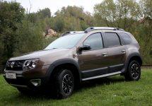 Dacia aduce bunătăți pentru poporul său; Dacia Duster Black Touch este o serie limitată pentru români