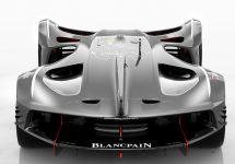 Lamborghini Spectro este o hypermaşină electrică destinată curselor Roborace (Concept)