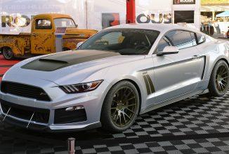 Ford aduce puterea la show-ul auto de la SEMA; Compania prezintă un Mustang de peste 700 cai putere și o camionetă pe masură