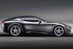 Maserati va lansa o versiune complet electrică pentru sportivul Alfieri în 2020