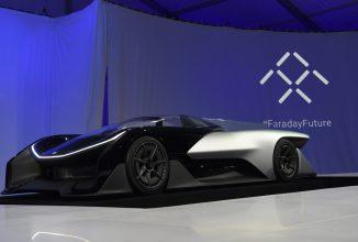 Faraday Future întârzie construcţia fabricii de maşini electrice din Nevada; Posibil să fie vina LeEco