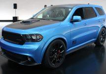 Dodge prezintă conceptul Durango Shaker, mașina de familie perfectă pentru iubitorii de mașini puternice americane