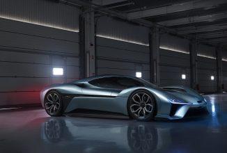 NIO EP9 este o supermaşină electrică de 1341 cai putere, care deja stabileşte recorduri la Nurburgring