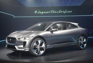 Jaguar I-Pace este un nou SUV electric care apare în câteva imagini exclusive pe web; Va fi vândut din 2018