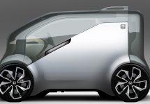 Honda NeuV este un concept de automobil care ar avea propriile sale 'emoții'