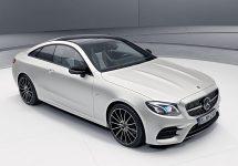Ediția limitată Mercedes-Benz E-Class Coupe Edition 1 va fi produsă în doar 555 exemplare