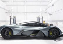 Aston Martin a vândut toate cele 150 de unităţi ale hypermaşinii AM-RB 001, creată în colaborare cu Red Bull