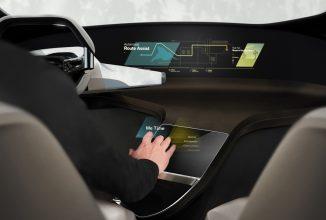 BMW va prezenta la CES 2017 interfața virtuală HoloActive Touch, destinată automobilelor